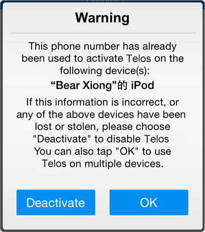 Telos FAQs - Free phone calls, free text message for iPhone and Android